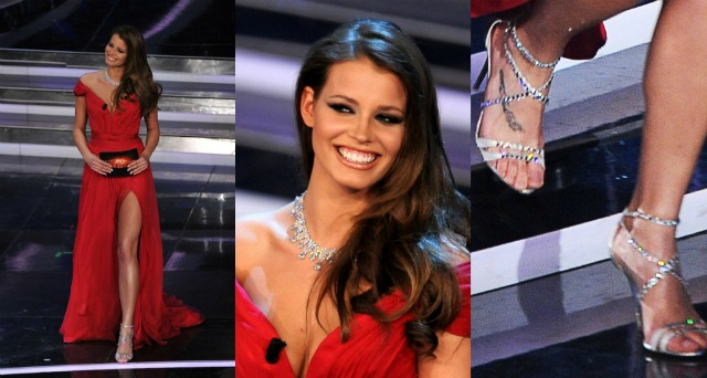 Sanremo 2012: i look della terza serata [FOTO]