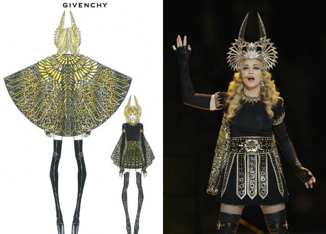 Madonna black gold