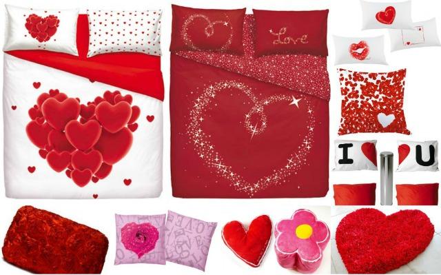 Casa romantica per san valentino - Tappeti da camera da letto ...