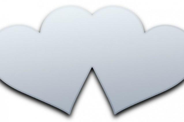 Casa romantica per san valentino - Specchio a cuore ...