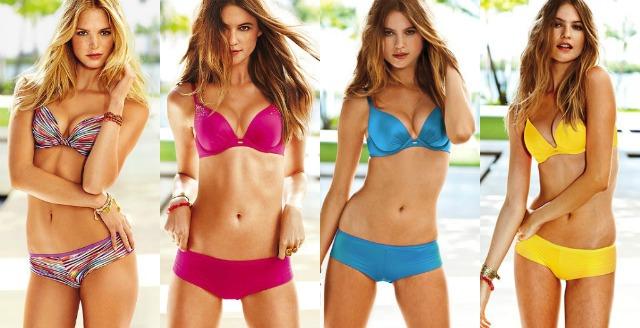 Victoria's Secret Collezione primavera 2012