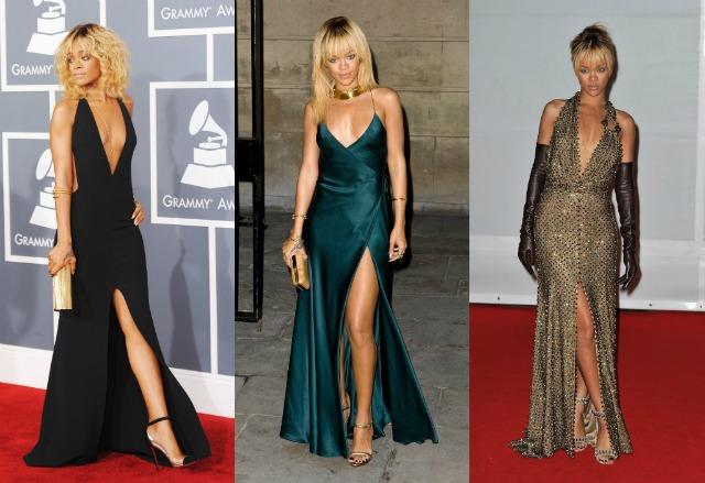 Rihanna e i suoi spacchi