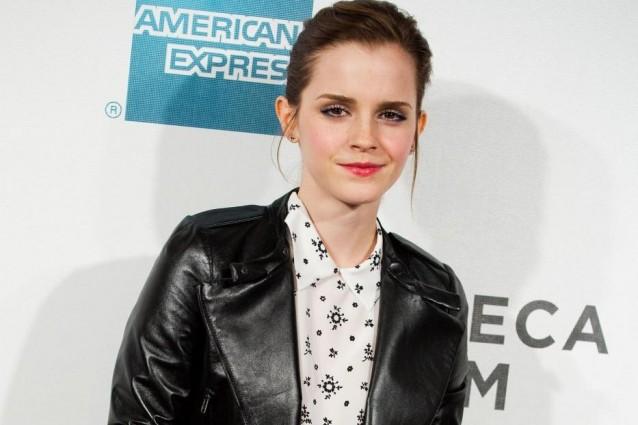 Emma Watson al Tribeca Film Festival