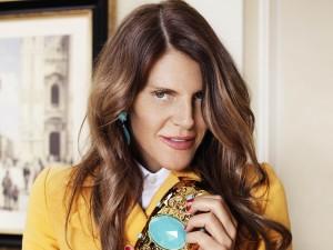 Anna dello Russo crea una collezione di accessori per H&M