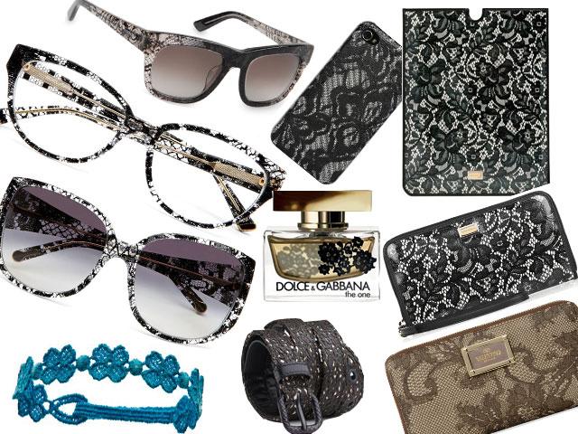 Scarpe borse e accessori in pizzo per una romantica estate for Tartarughiere e accessori