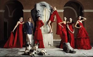 valentino garavani festeggia 80 anni