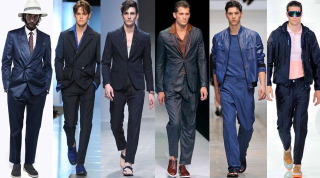 Milano Moda Uomo Primavera Estate 2012