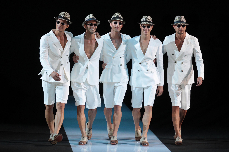 Giacca Da Camera Uomo Milano : Milano moda uomo: le tendenze per la primavera estate 2013