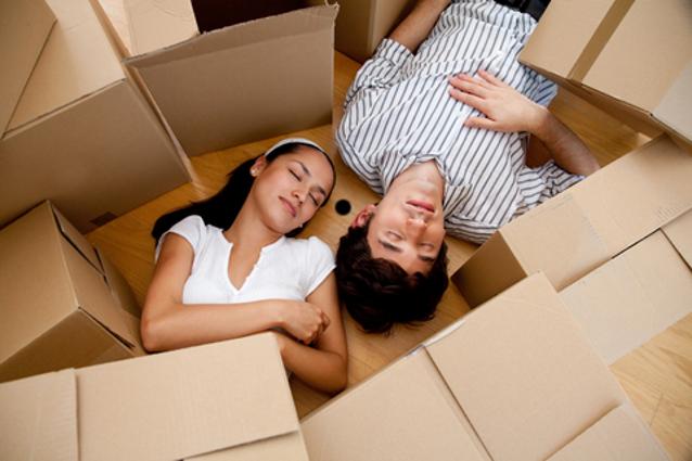 Consigli per affrontare un trasloco senza troppo stress - Come organizzare un trasloco di casa ...