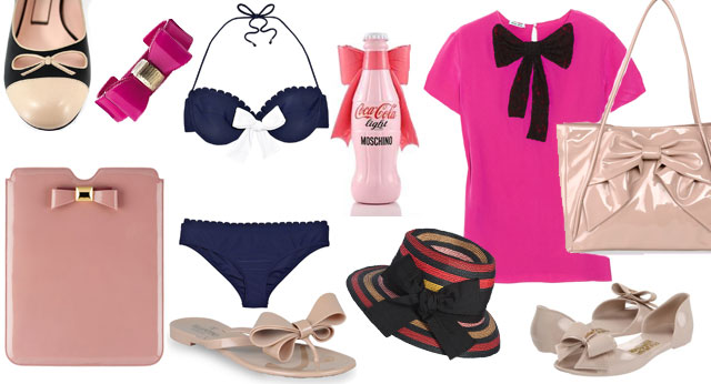 Abiti accessori e costumi con i fiocchi estate 2012