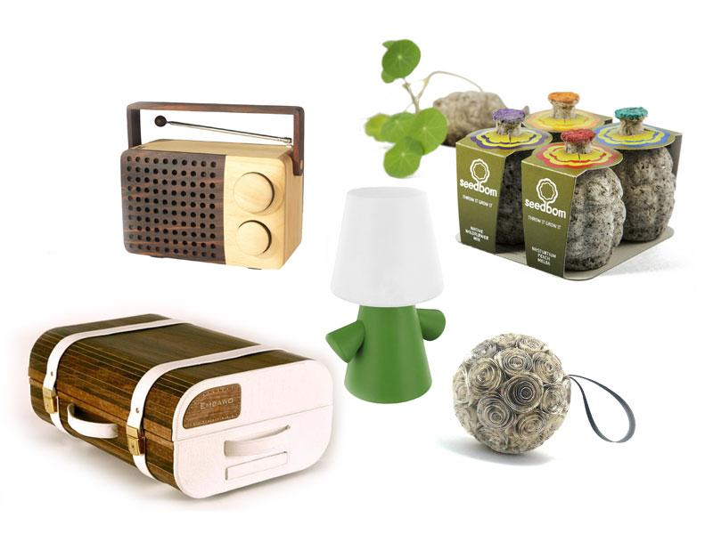 Idee regalo ecosostenibili per un natale green for Siti di oggetti in regalo