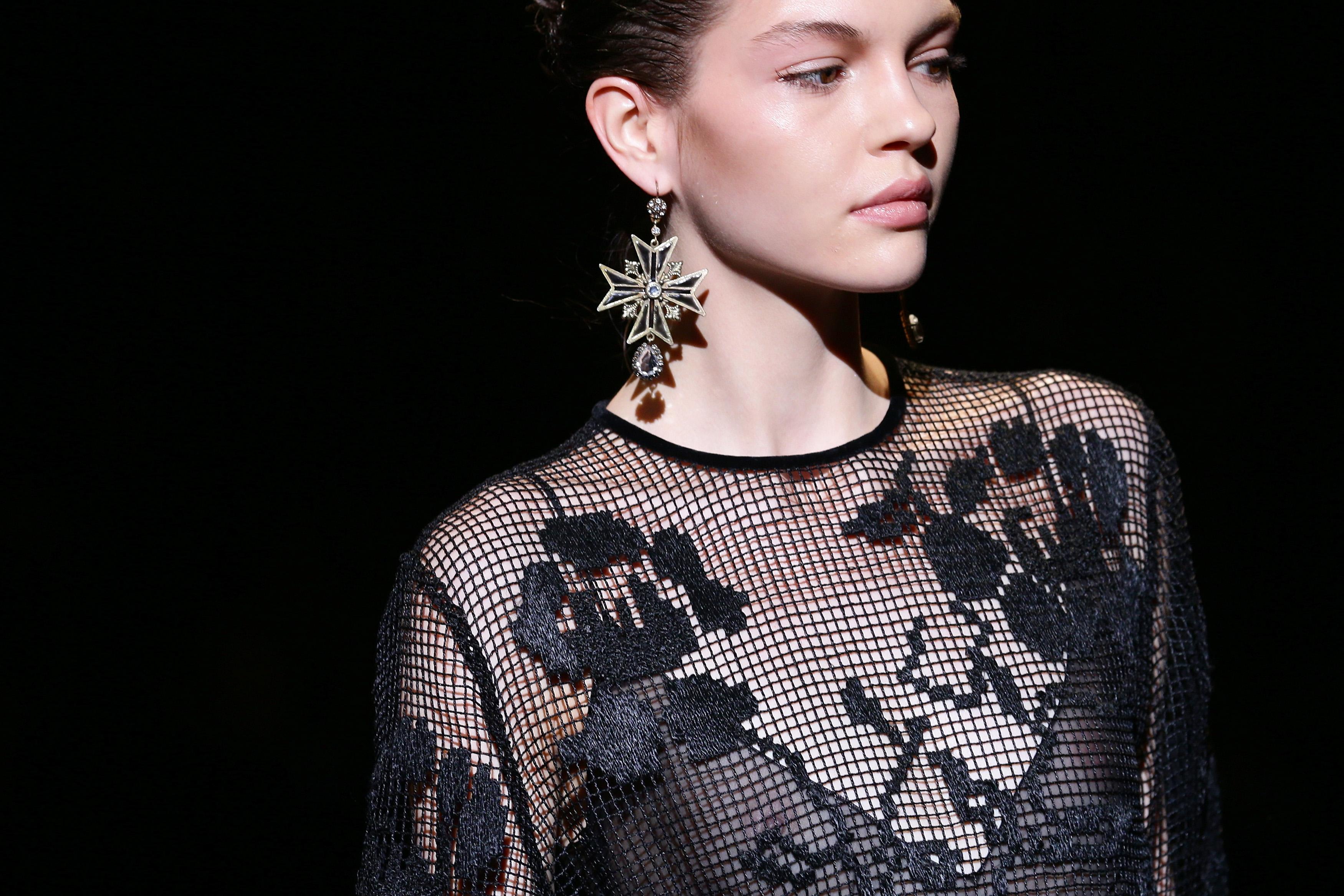 buy popular cec02 427cb Alberta Ferretti collezione Autunno/Inverno 2013-14: la moda ...