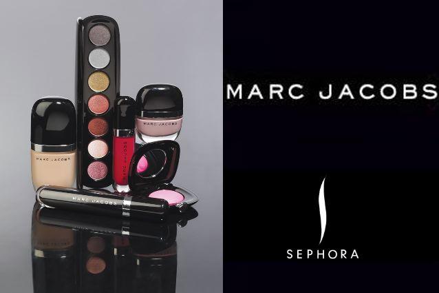 Marc Jacobs per Sephora: la nuova linea di make up