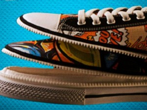 Zipz Shoes: le scarpe intercambiabili per l'estate 2014