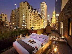 Dormire sotto le stelle a New York: un lusso da 2mila dollari a notte (VIDEO)
