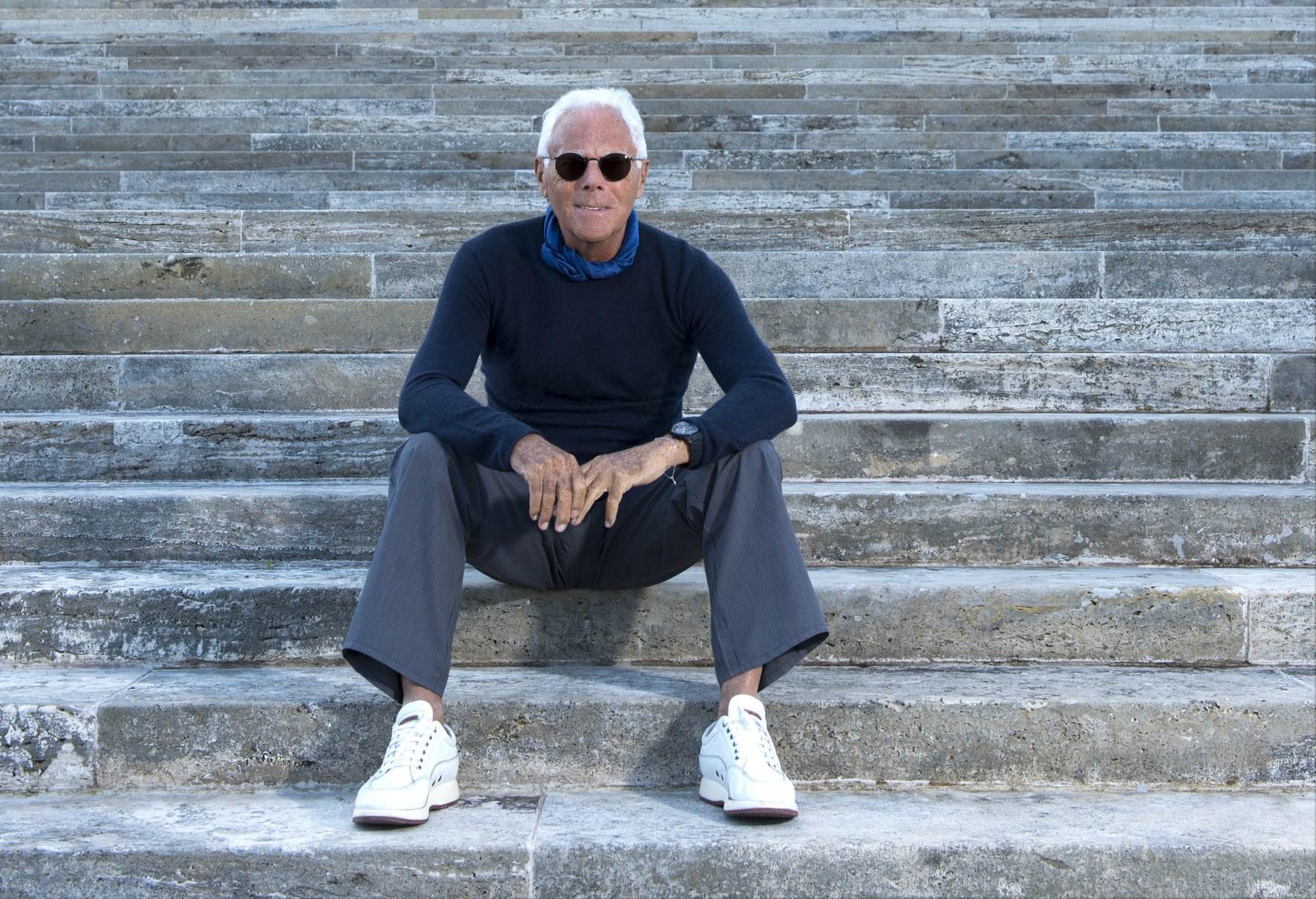 Giorgio armani vola a new york per l 39 evento one night only for Armani new york
