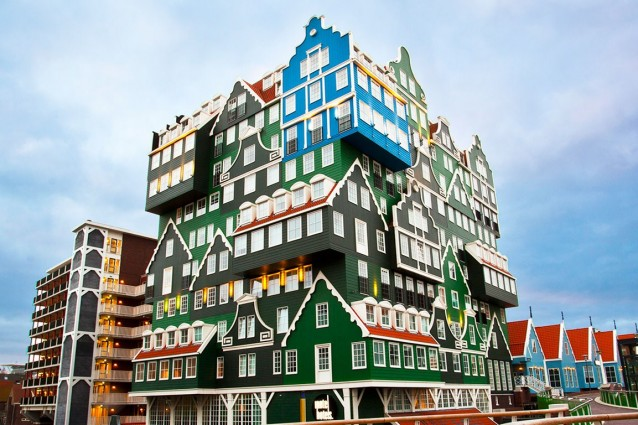 Hotel da pazzi ecco gli alberghi pi strani del mondo foto for 10 unique hotels around the world
