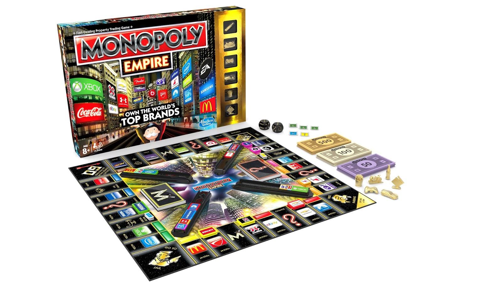 Arriva monopoly empire le grandi marche al posto delle for Nuovo arredo monopoli