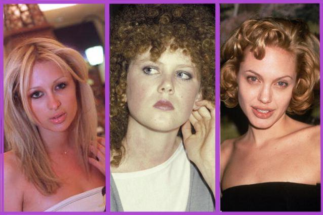 Star senza trucco e parrucco com 39 erano prima di diventare - Dive senza trucco foto ...