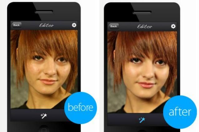 Chirurgia digitale le migliori app per modificare le foto for Modificare casa