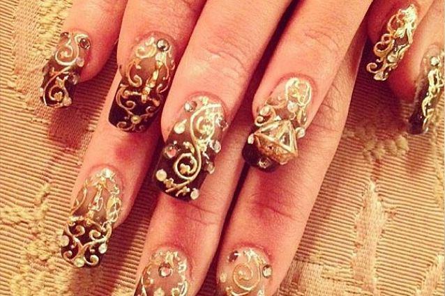 Unghie Le Celebrities Amano Le Nail Art