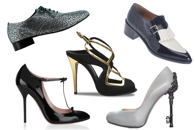Le scarpe più eleganti per le feste (FOTO) 1c810866ebf