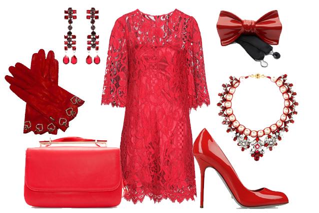 rivenditore all'ingrosso 0ad89 5c679 A Natale vestiti di rosso! Abiti e accessori per le feste (FOTO)