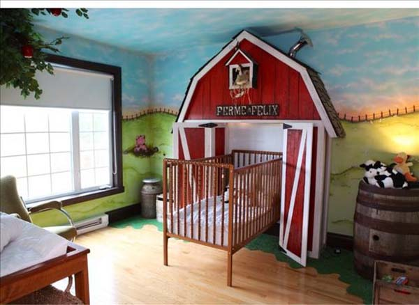 Le 15 camere per bambini pi belle e originali del mondo foto - Camere da letto strane ...