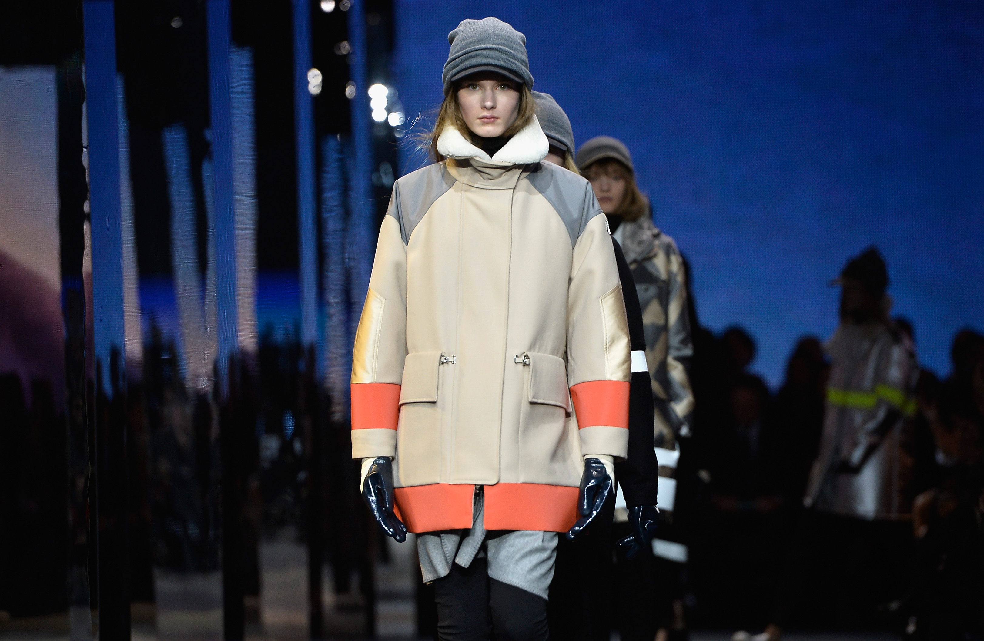6ac332ac57 Moncler Gamme Rouge collezione Autunno/Inverno 2014-15 (VIDEO)