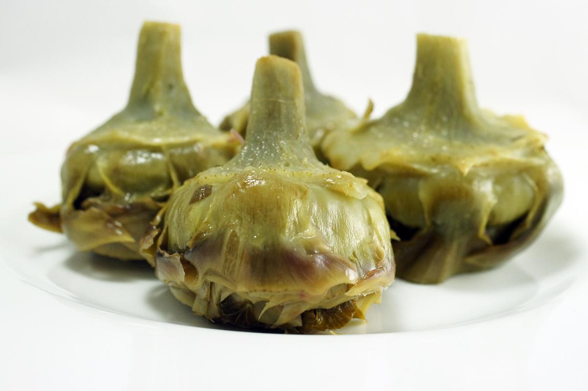 carciofi alla romana, la ricetta originale
