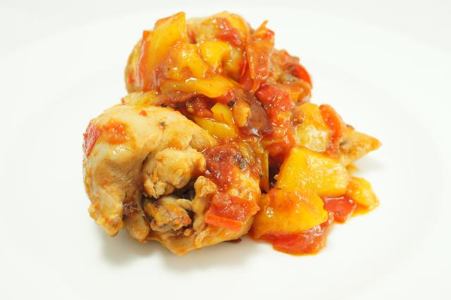 Pollo ai peperoni la ricetta del secondo piatto veloce e saporito - Cucina fanpage secondi piatti ...