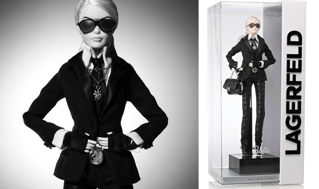 La Barbie Karl Lagerfeld sold out, ora è in vendita su ...