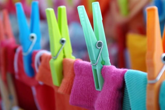 9 modi originali per riciclare i calzini spaiati