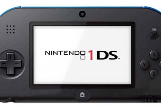 Nintendo 1DS, spunta la parodia dopo l'annuncio del nuovo Nintendo 2DS