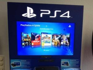 Avvistata una demo station con PS4 [FOTO]