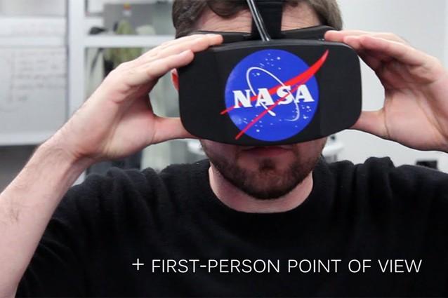 La NASA sperimenta applicazioni spaziali con Oculus Rift e Kinect [VIDEO]