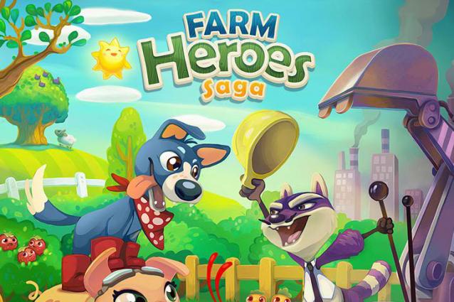 Tutti i trucchi di Farm Heroes Saga