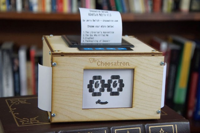 The Choosatron