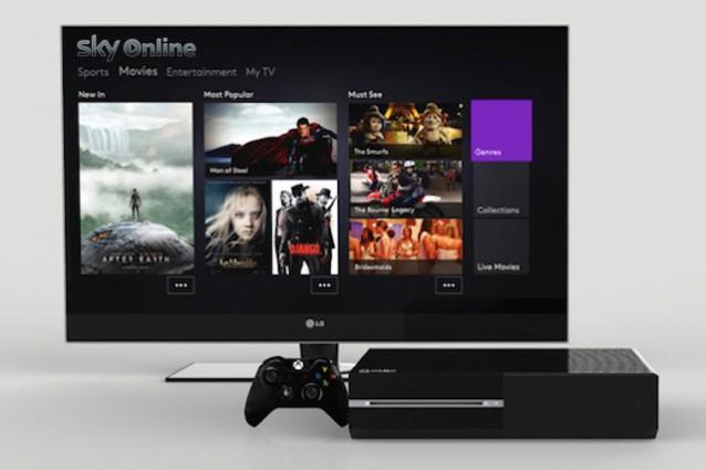 Sky Online Xbox One