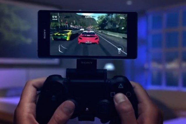 Remote Play Xperia Playstation 4