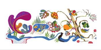 Google Logo per Josef Frank