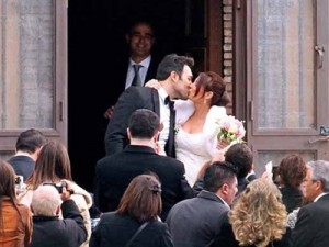 Fabrizio sposa Alessandra