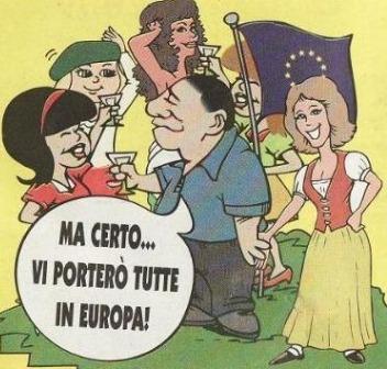 berlusconi europa ryanair