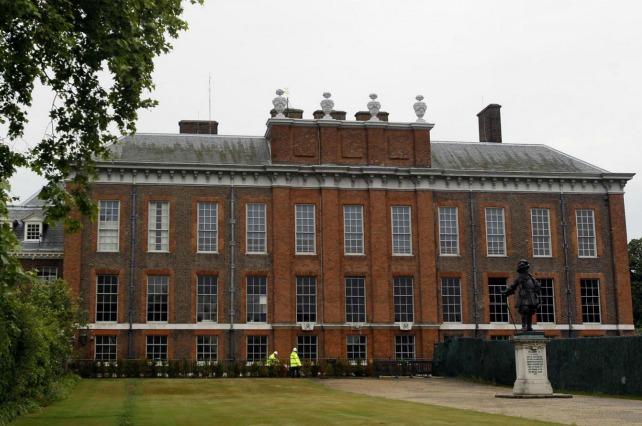 palace residenza dei reali inglesi