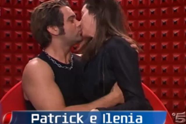 Patrick Bacia Ilenia Al Grande Fratello 12 Video