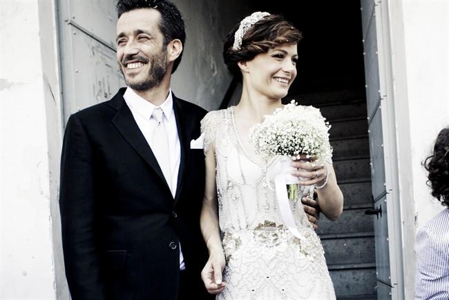 Daniele silvestri si sposato con lisa lelli for Permesso di soggiorno dopo matrimonio