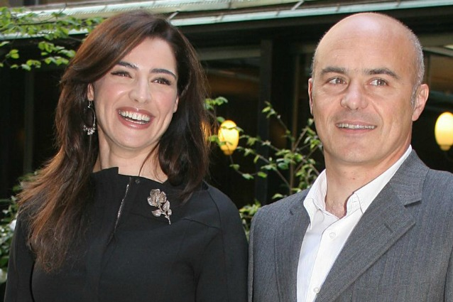 Matrimonio Zingaretti Ranieri Foto : Luisa ranieri e luca zingaretti le carezze proibite