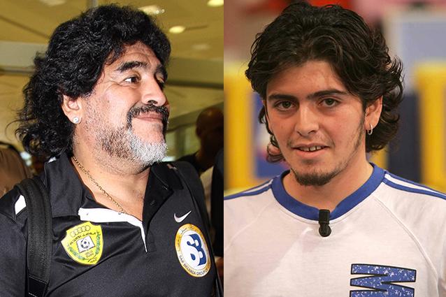 Maradona choc su Diego jr: Ha avuto un milione di euro e ...