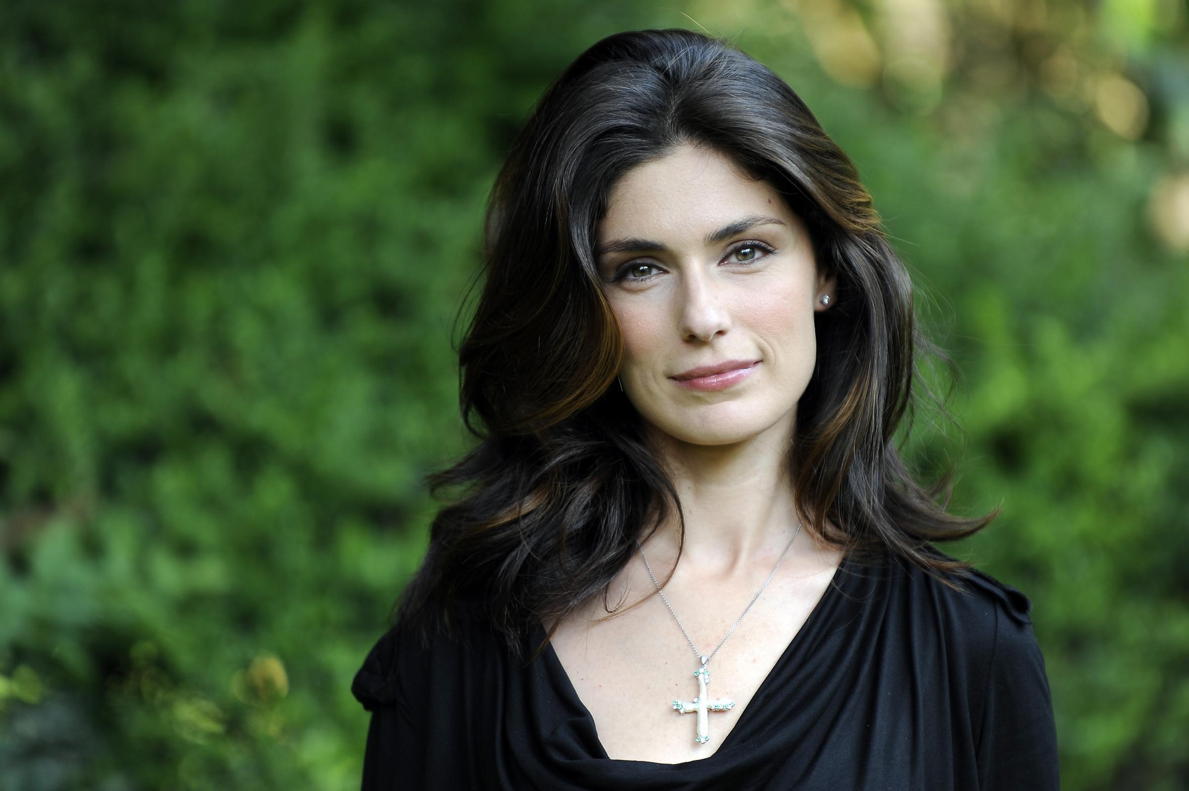 Anna valle incinta e in felice non ho l 39 istinto materno - Les plus belles douches italiennes ...