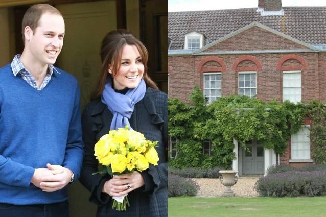 Si chiama  Anmer Hall la tenuta in campagna di Norfolk che appartiene da generazioni ai Windsor. La Regina Elisabetta l'ha regalata a William e Kate, una villa da sogno in attesa dell'erede.